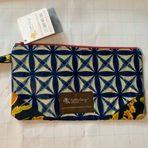 NWT noonday collection wristlet from Rwanda